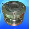 stainless steel Single sphere rubber expansion joints