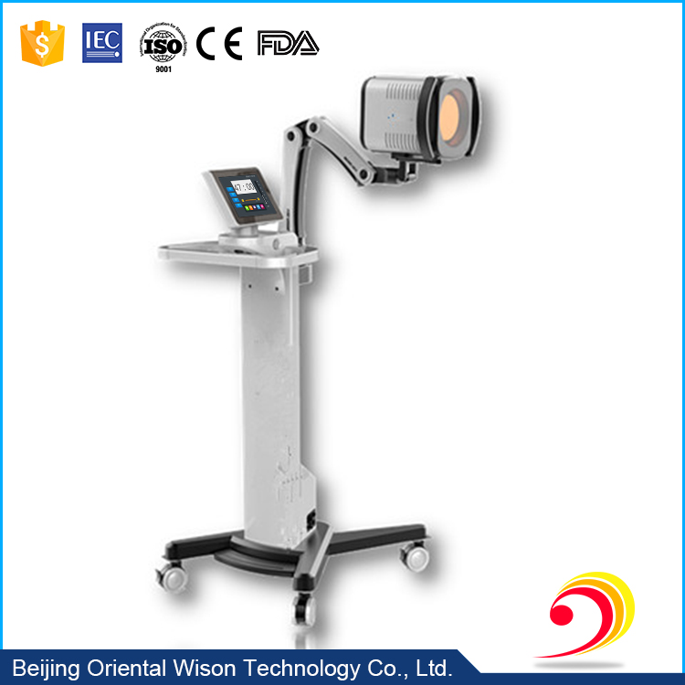 2017 Red light Wound Healing beauty clinic machine for beauty