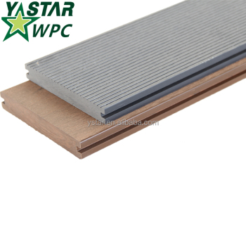 2016 new wpc composite decking wood plastic composite decking