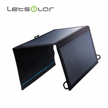 foldable light weight mobile phone use 15 watt solar panel