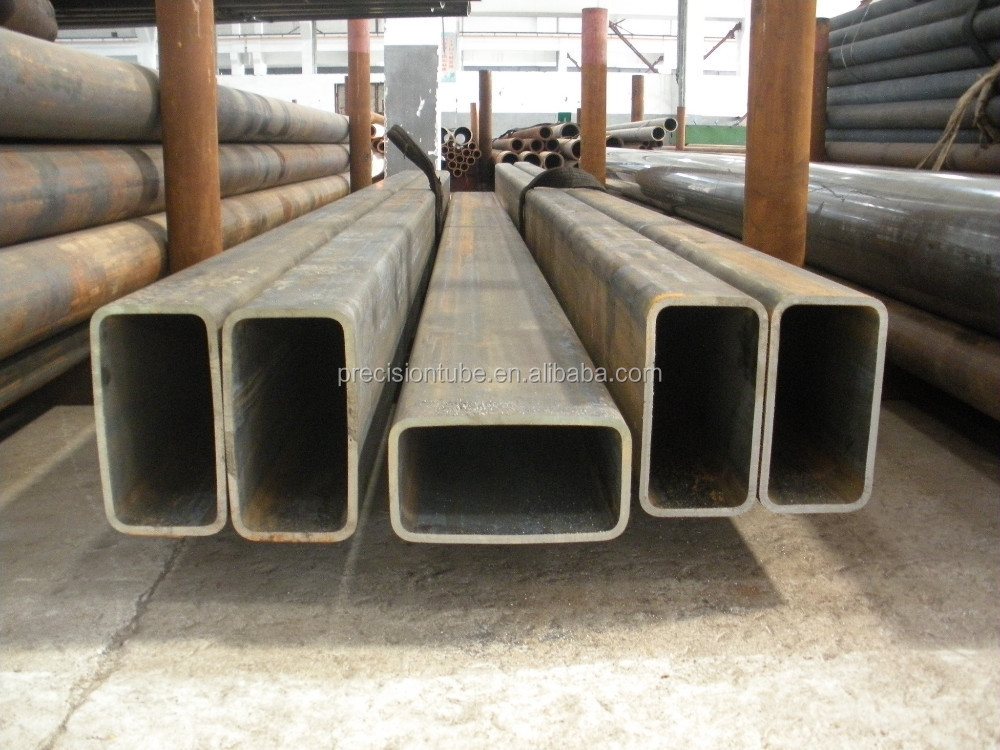 Cold drawn seamless rectangular tube