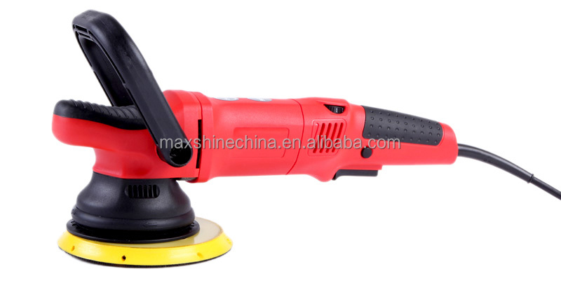 MS-L12 Big Foot Long Handle Dual Action Polisher, Car Buffer/Polisher/Sander