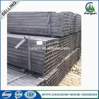 Sale yield strength galvanized square tube steel