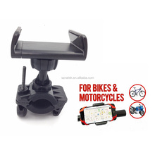 motorcycle accessories Universal Bike phone holder Cell Phone Bicycle Rack Handlebar Motorcycle Holder Cradle for i Phone 5 6 7