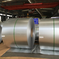 hot dipped galvanized Steel coils with spangle,noil,chromate