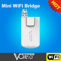 VONETS VAP11N 802.11N wireless wifi bridge & wifi repeater best choice of home wifi , IPTV, IP printer,IP camera