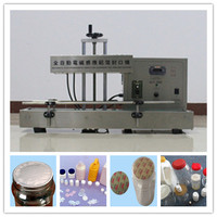 High quality aluminium foil cap induction sealer