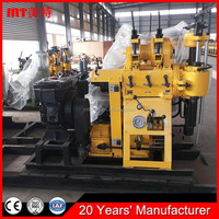 Quality assured portable manual drilling rigs auger