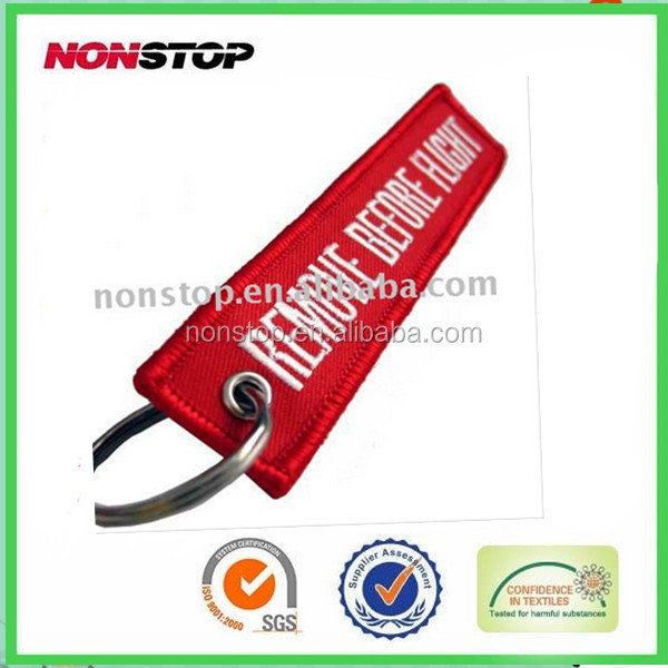 REMOVE BEFORE FLIGHT Flight Attendant Cabin Crew Tags