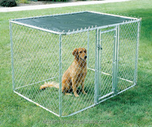 China Alibaba electro- galvainzed Kennels Dog wire mesh