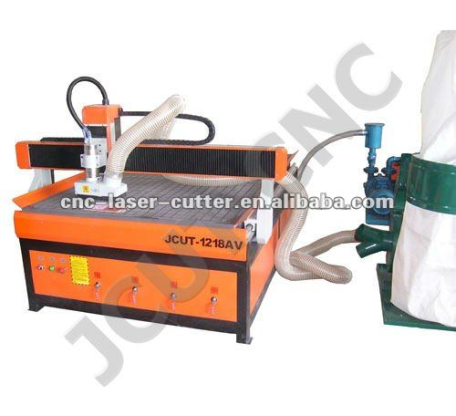 mdf wood cnc router vacuum table JCUT-1218AV