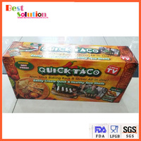 non-stick backing pack healthy taco shells quick taco