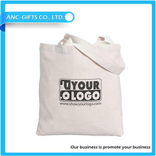 wholesale shopping bag 100% cotton canvas tote bags cotton bag