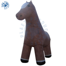 PVC Giant Inflatable Horse (PLAD40-013)