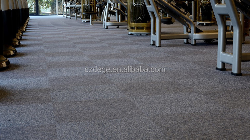 Quality China manufacturer loop pile 100% PP/Nylon carpets tiles ...