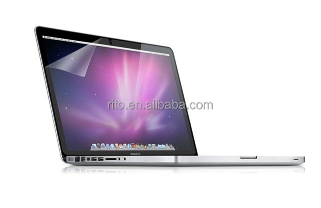 Matte/Anti-glare PET screen protector for macbook in all sizes
