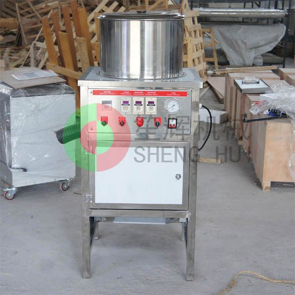 suitable for food factory use stainless steel garlic breaking machine sp-100