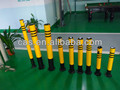 CAS road safety removable parking steel bollards / traffic protection bollards