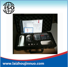 Rubber Ultrasonic Thickness Gauge Measurement