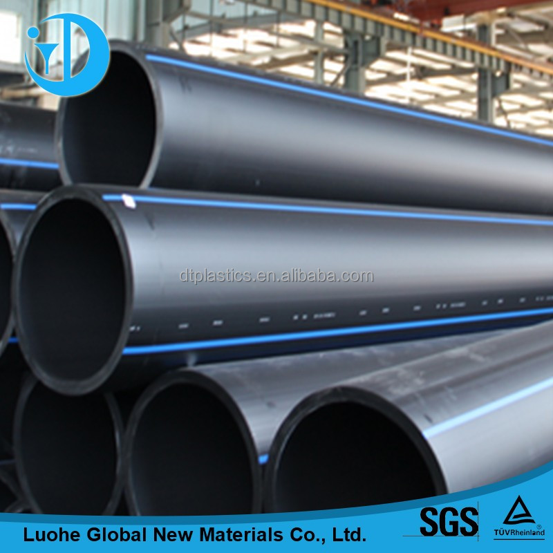 Ensure the preservation of specially used to connect to HDPE pipe is used to connect water and gas