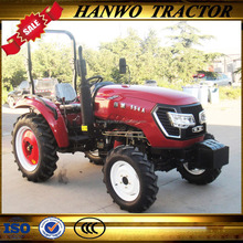 Factory supply new model 55hp 4wd 4x4 mini farm tractor for sale philippines