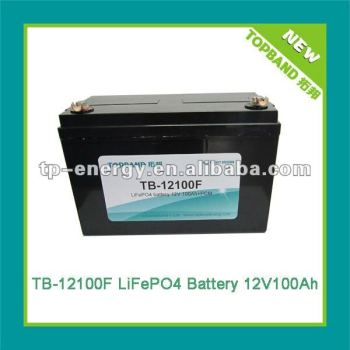 MF solar lithium battery 12V 100Ah (one stop solution)
