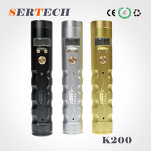 China supplier 2013 new products high end ecigator ecig kamry k200 mod