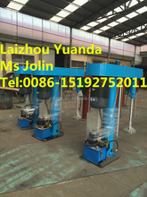 Automatic Hydraulic Lifting/Mechanical Lifting High Speed Disperser Dissolver