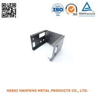 Supplier Customized Bending Carbon Steel Sheet Bracket Corner Covers