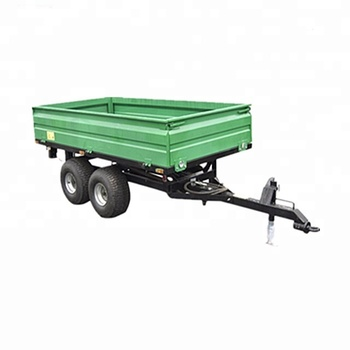 off-road use tractor trailers,farm dump trailer with hydraulic, 4x4 trailer for sale, 4x8,6x4,8x5 tipper boat trailer