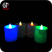 Factory Price Plastic Outdoor Candle