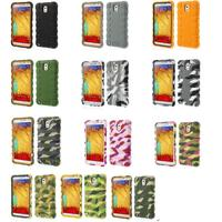 Anti-slip Protective Soft Silicon Case for Samsung Galaxy Note 3 N9005