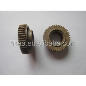 high presion spur upper printer roller fuser gear