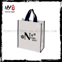 Hot sale cheap nylon foldable shopping bag made in China