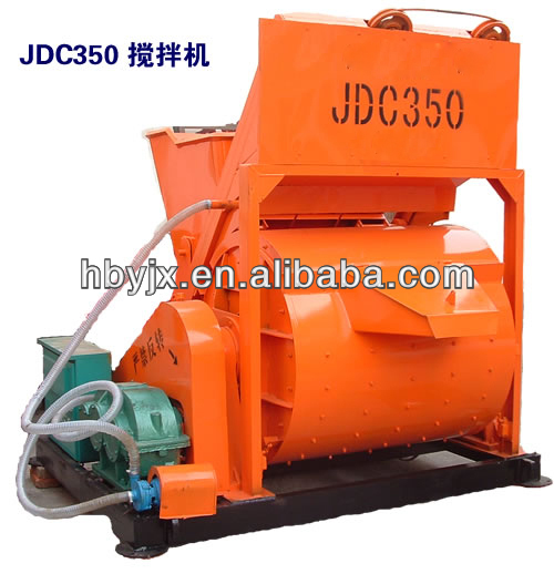 JDC350 truck mounted cement mixer