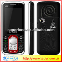 quadband mobile with tv phone M88 large speaker Dual SIM dual standbye Support FM/Bluetooth/MP3/MP4