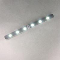 Automatic Battery Powered Staircase/Wardrobe/Gate/Cabinet/Garage Lights PIR Sensor Night Lights For Emergency Backup
