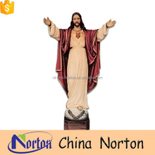 fiberglass religious saint church jesus statue for sale NTRS-CS079Y