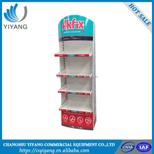 Modern display display rack shelf for retail store