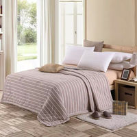 NBHS welcome OEM satin patchwork quilt bedspreads