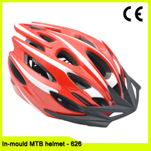 24 vents bycycle bike safety cycling mountain MTB helmet visor
