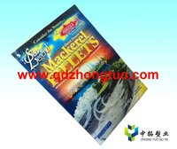 pet/pe plastic packaging for frozen food