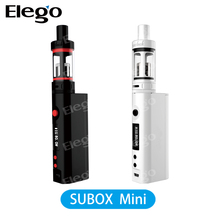 Kanger Tech Wholesale Kanger New Variable Wattage Box Mod E Cigarette Subox Mini Starter Kit