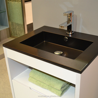 100 acrylic wash basin cabinet sink price in india for hair salon