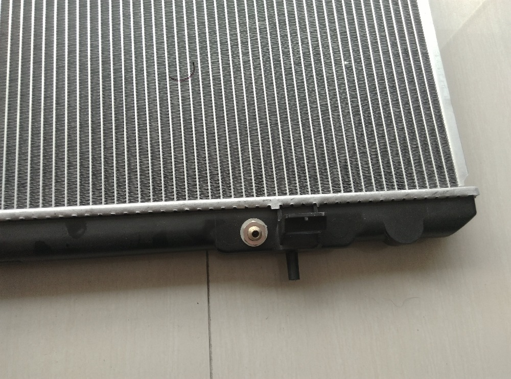 Aluminum Auto Radiator For Nissan Sunny 2002 <strong>N16</strong>/B15/QG13 1.8 AT