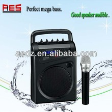 New design fashion hot speaker portable rechargeable speaker cara membuat speaker aktif mini