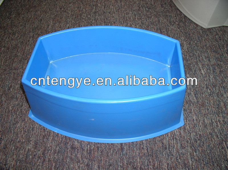 thermoforming vacuum forming fish pool of plastic