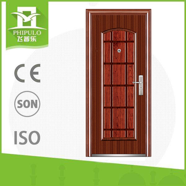 latest design low price security steel entry <strong>door</strong>