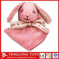oem Organic cotton comfort toys plush toy