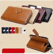 Hot Sale Leather Mobile Phone Case For Iphone6, Trendy Cell Phone Case